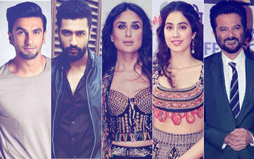 What Will Ranveer, Vicky, Kareena, Janhvi, Bhumi & Anil Play In Takht? Click To Find Out