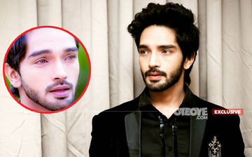 When Nazar Actor Harsh Rajput Got Teary-Eyed On Sets
