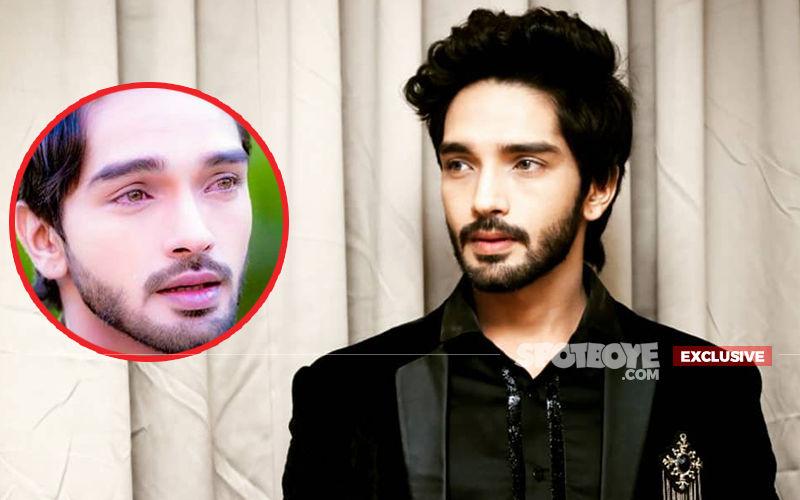When Nazar Actor Harsh Rajput Got Teary-Eyed On Sets