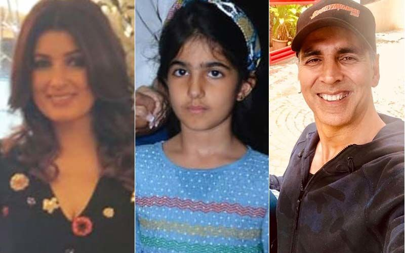 When Twinkle Khanna's Daughter Nitara Asked Her If She'll Ever Throw Akshay Kumar In Jail - Watch Video