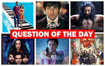 Which Movie Should Win The Best Film (Popular) Filmfare Award 2019- Andhadhun, Badhaai Ho, Padmaavat, Raazi, Sanju Or Stree?