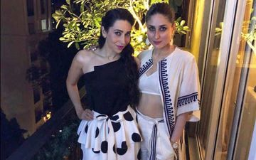 While Kareena Kapoor Khan Is Away In London, Sister Karisma Kapoor Steps In For Her On Dance India Dance 7