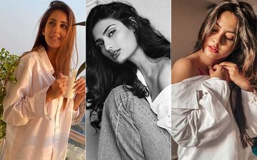 Reem Shaikh, Chahatt Khanna And Athiya Shetty Wear The Unbuttoned White Shirt; Who Wore It Better?