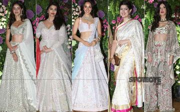 White Magic Women At Armaan Jain's Wedding: Aishwarya Rai Bachchan, Kiara Advani, Ananya Panday, Shanaya Kapoor And Twinkle Khanna