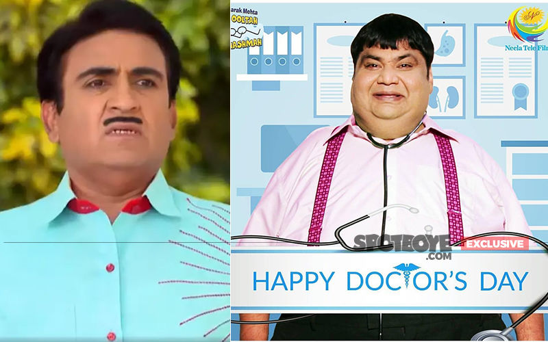 Who Let The Dr Hathi Post Out From Dilip Joshi's 'Insta Account' on National Doctor's Day? Jethalal Clears The Misconception