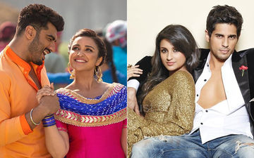 Who's The Better Kisser? Sidharth Malhotra Or Arjun Kapoor? Parineeti Chopra Reveals