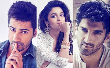 Who Will Alia Bhatt Choose Between Varun Dhawan & Aditya Roy Kapur?