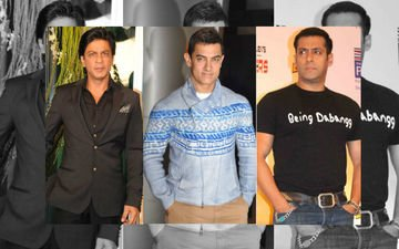 Aamir: SRK, Salman And I Are Equal