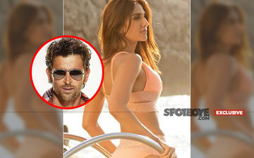 Why And What Hrithik Roshan Messaged Vaani Kapoor? We Have It Here!- EXCLUSIVE
