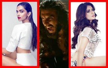 Why Is Ranveer Singh Laughing At Deepika Padukone & Richa Chadha?