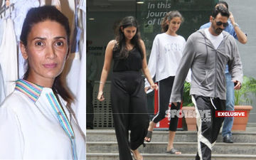 Why Mehr Jesia Hasn't Visited The Hospital To See Arjun Rampal And His Girlfriend Gabriella's Baby: The Full Story About Animosity