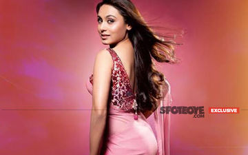 Why You Haven't Seen Rani Mukerji Swimming In A Pool Yet!- EXCLUSIVE