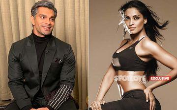 Wifey Bipasha Basu Reacts On Seeing Karan Singh Grover As Mr. Bajaj