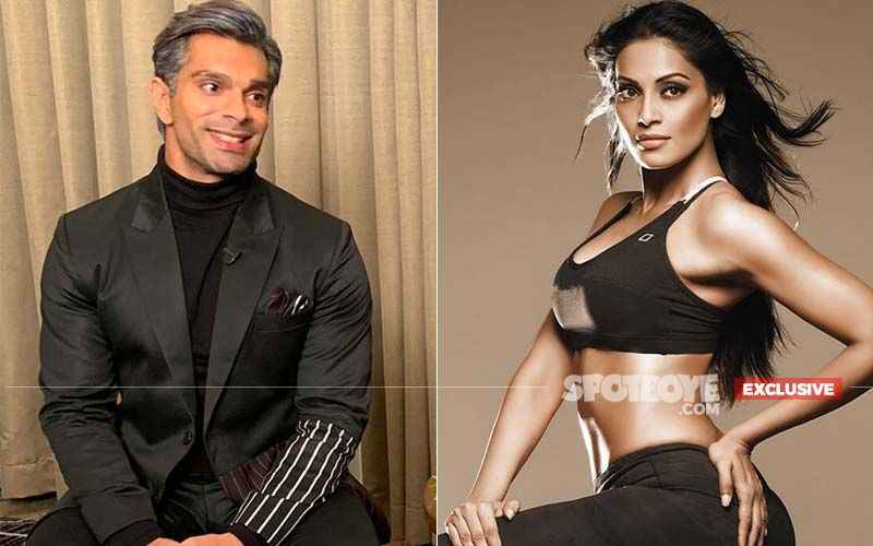 Wifey Bipasha Basu Reacts On Seeing Karan Singh Grover As Mr. Bajaj