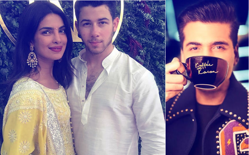 Will Priyanka Chopra-Nick Jonas Be The First Jodi On Karan Johar's Koffee With Karan Season 6?