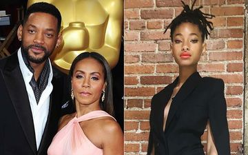Will Smith Likes To Make 'Insensitive' Jokes About Daughter Willow's Menstruation, Reveals Wife Jada Pinkett Smith
