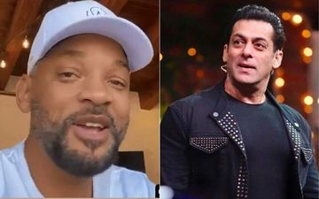 Salman Khan Reposts Will Smith's Video Praising 'Integrity' Shown By Triathlete Diego Mentrida By Allowing Competitor To Overtake Him- WATCH