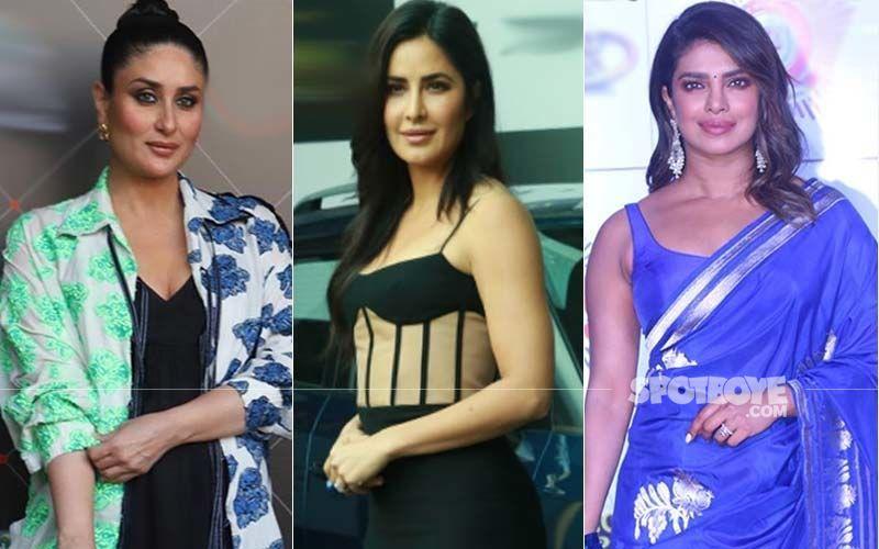Winter Fashion Alert: Amp Up Your Winter Wardrobe Like Kareena Kapoor Khan, Katrina Kaif, Priyanka Chopra
