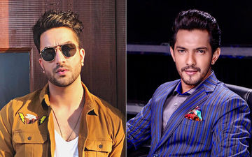 Woah! Aly Goni And Aditya Narayan Return As Wild Card Entries On Khatron Ke Khiladi 9