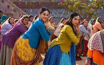 Saand Ki Aankh Womaniya Song Twitter Review: Netizens Go Gaga Over Taapse Pannu And Bhumi Pednekar's 'Jaatni Waala Swag'