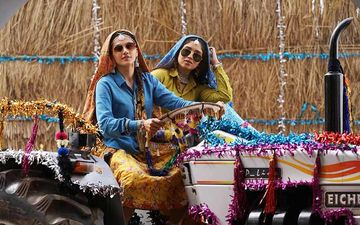Saand Ki Aankh Womaniya Song: Gaon Ki Chhoris Taapsee Pannu And Bhumi Pednekar Take Swag To Another Level