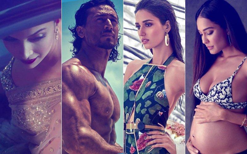 Wondrous Wednesday: Deepika Padukone, Tiger Shroff, Disha Patani, Lisa Haydon Wow Us With Their Sharp Looks