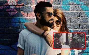 World Cup 2019: Ahead Of India Vs Afghanistan Match, Anushka Sharma Joins Her Hubby Virat Kohli In England