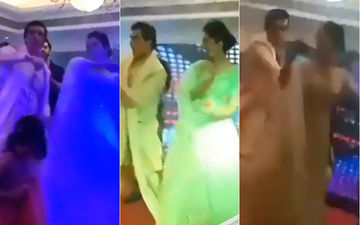 Shivangi Joshi-Mohsin Khan Set The Stage On Fire At Actor's Sister's Sangeet Ceremony- Watch Videos