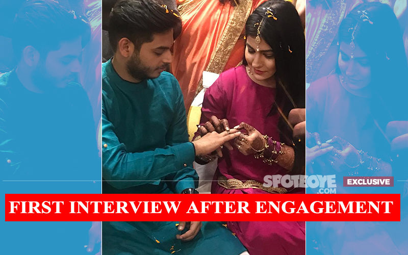 Siddharth Sagar And Subuhi Joshi Get Engaged- View Pics And Read What The Lovers Have To Say