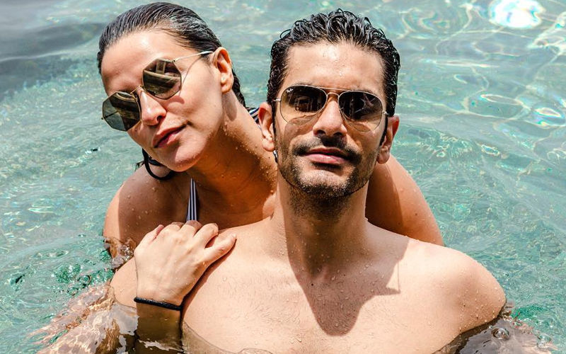 #NoFilterNeha3: Angad Bedi Unfiltered On His Past Relationships, Equation With In-Laws And Much More