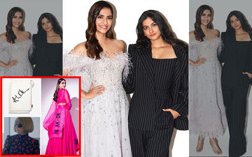 Diet Sabya Calls Out Sonam And Rhea Kapoor For #GandiCopies; Sisters Hit Back