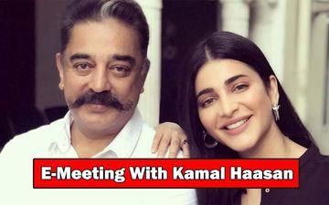Avirum Anbum: Kamal Haasan In Awe Of Daughter Shruti Haasan; Says Her Video Making Skills Are 'Astounding'
