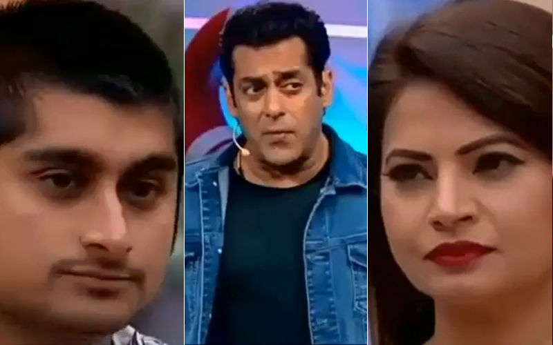 Bigg Boss 12: Salman Khan Blasts Deepak Thakur For Commenting On Megha Dhade's Chaal Chalan