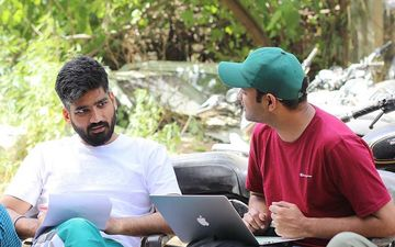 Writer-Director Jagdeep Sidhu Starts Writing The Script Of His Next Directorial 'Sufna'