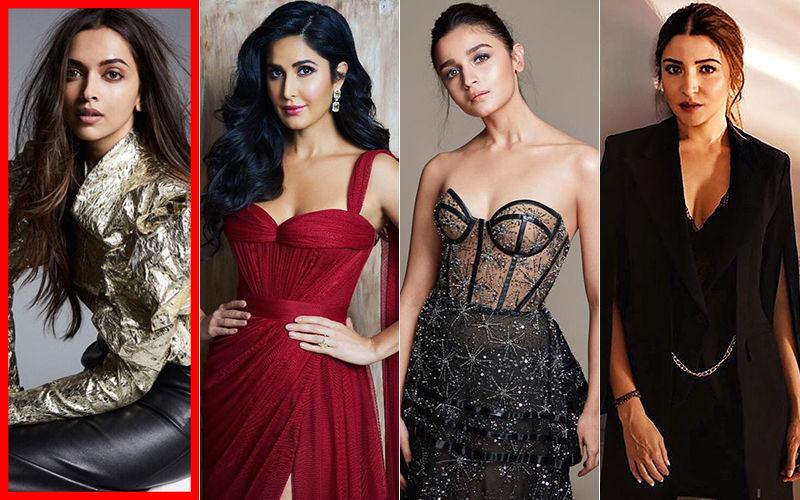 Deepika Padukone Picks Katrina Kaif, Alia Bhatt And Anushka Sharma's Best Qualities- Watch Video