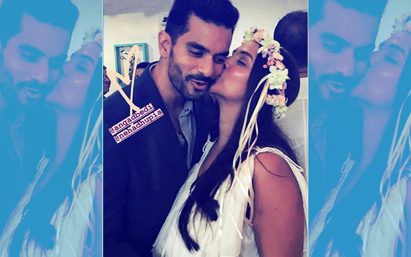 Neha Dhupia's Baby Shower Party- Inside Videos