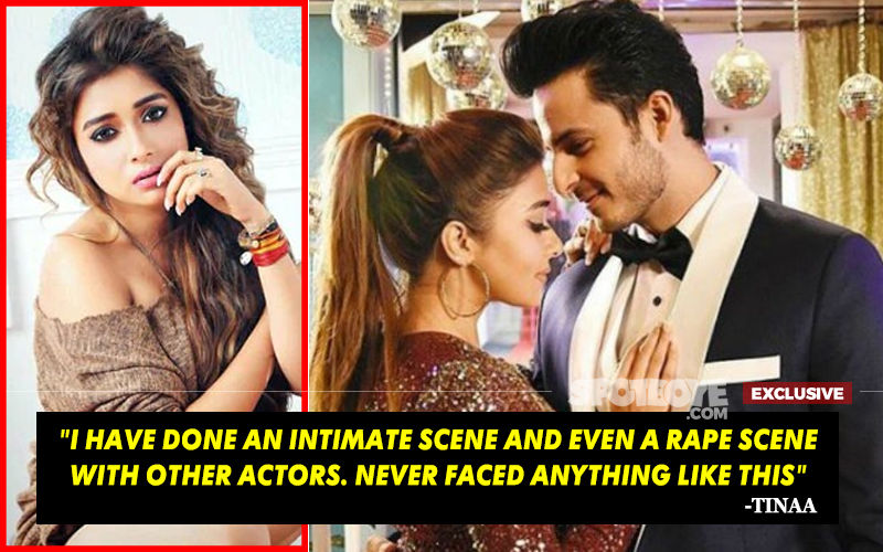 "Tinaa Dattaa Explodes: ""Mohit Malhotra Is Frustrated, Says His Character Demands He Keeps His Hand Here And There"""