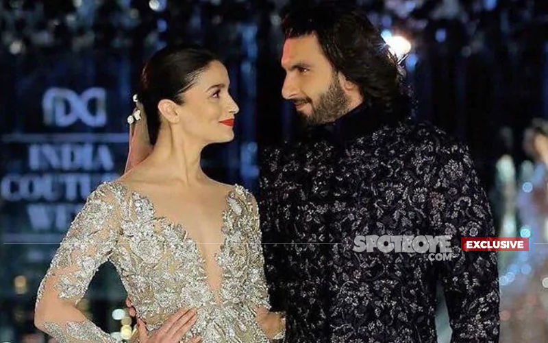 Expect A Couple Of Liplocks Between Ranveer Singh-Alia Bhatt In Gully Boy