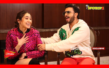 Ranveer Singh-Sara Ali Khan MAD EXCLUSIVE INTERVIEW: Aankh Maare, MARRIAGE With Deepika, Fatherhood