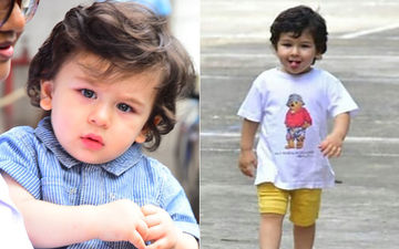 Happy Birthday Taimur: You Can't Miss Out On These Pictures Of The Little Munchkin