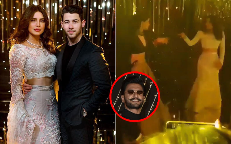Priyanka Chopra's Bollywood Party, Inside Dance Videos: Deepika Padukone-Ranveer Singh And PeeCee Recreate Pinga; Trio Lets Their Hair Down!