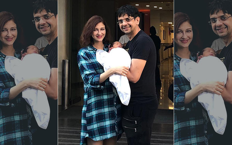 Bhabi Ji Ghar Par Hai Actress Saumya Tandon Shares FIRST PICTURE Of Her Son