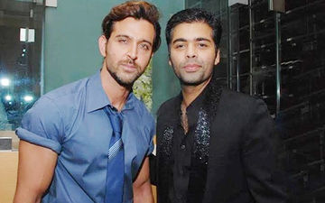 Karan Johar Kept Chasing Hrithik Roshan Until He Said Yes