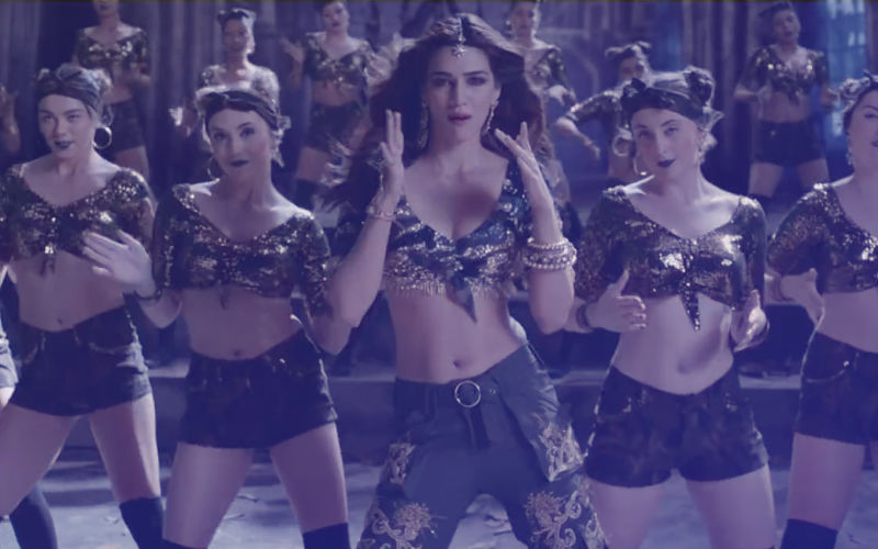 Aao Kabhi Haveli Pe: Kriti Sanon Gets You Grooving In This Meme Inspired Song From Stree