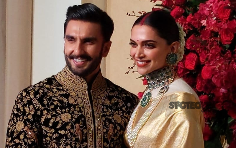 Deepika Padukone-Ranveer Singh Bengaluru Wedding Reception: Videos- Newlyweds Walk In With Love Written All Over Their Face
