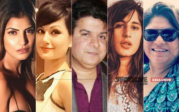 Sajid Khan Denies Sexual Harassment Allegations At IFTDA Meet; Rachel, Simran, Saloni, Karishma To Be Called Next Week