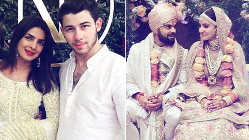 Priyanka Chopra & Nick Jonas Hire Same Wedding Planners As Virat Kohli-Anushka Sharma
