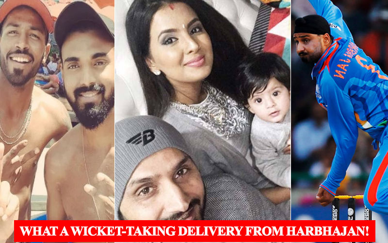 "Harbhajan Singh: ""Won't Travel With Hardik Pandya And KL Rahul If Wife And Daughter Are In The Same Bus"""