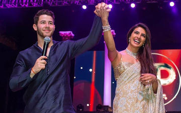Inside Priyanka Chopra-Nick Jonas Sangeet: Groom Goes All Bollywood, Bride Matches Steps With Mom- Pictures And Video