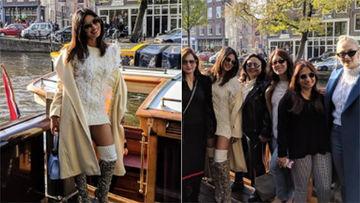 Priyanka Chopra-Nick Jonas Wedding: Desi Girl's Saat Saheliyaan Bachelorette Revelry